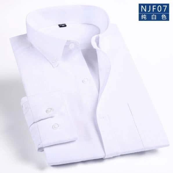 áo sơ mi trắng cá tính - ASM05